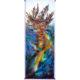 CARIBBEAN FANTASY 1 by David Roche - Kakejiku format - DaroArt Collection